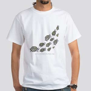 Turtles Illustration T-Shirt