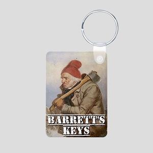 BARRETT'S Keys Keychains