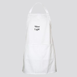 Shine Light BBQ Apron