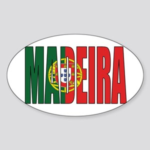 Madeira Sticker
