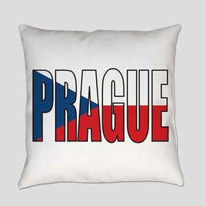 Prague Everyday Pillow