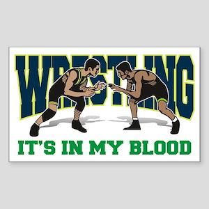 wrestling31light Sticker