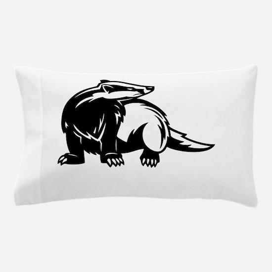 Badger Pillow Case