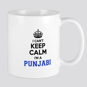 I cant keep calm Im PUNJABI Mugs