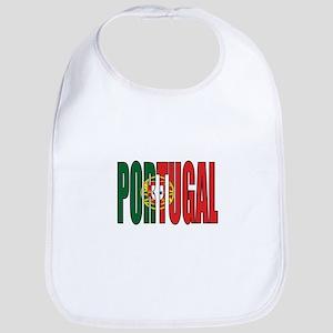Portugal Baby Bib