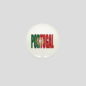 Portugal Mini Button