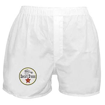 Soviet Steeds Boxer Shorts