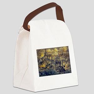vicksburg Canvas Lunch Bag