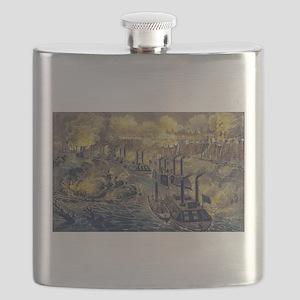 vicksburg Flask