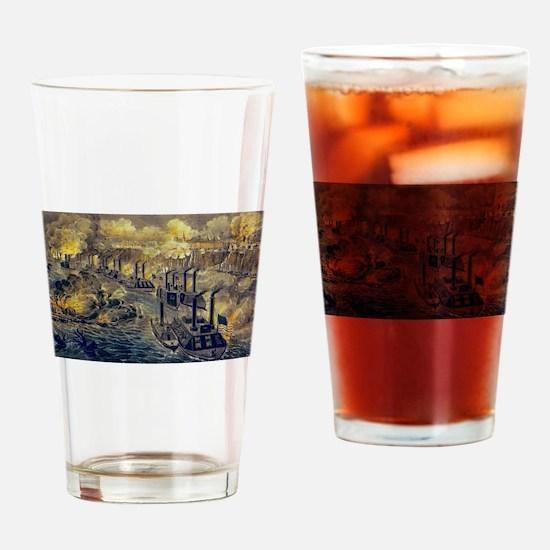 vicksburg Drinking Glass