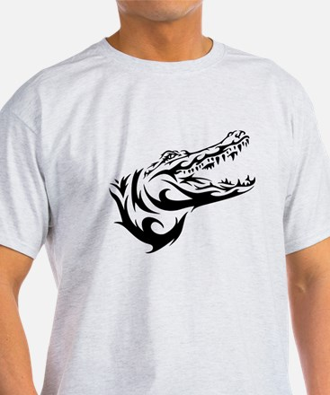 Alligator Head T-Shirt
