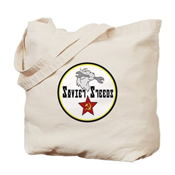 Soviet Steeds Tote Bag