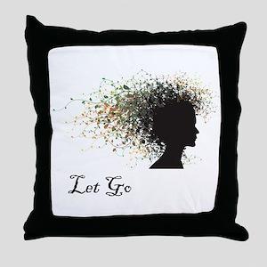 yoga139 Throw Pillow