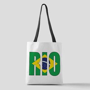 Rio Polyester Tote Bag