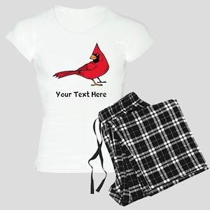 Red Cardinal (Custom) Pajamas