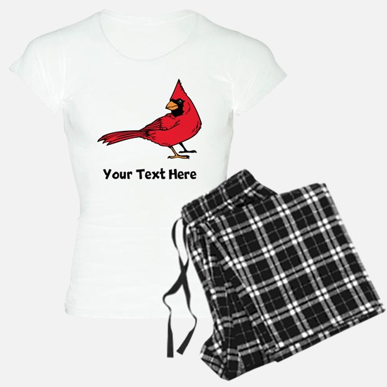 Red Cardinal (Custom) Pajamas