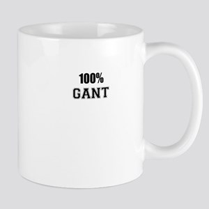 100% GANT Mugs