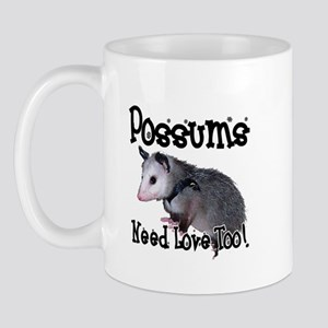Possums Need Love Mug