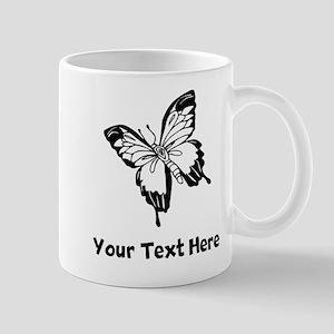 Butterfly (Custom) Mugs