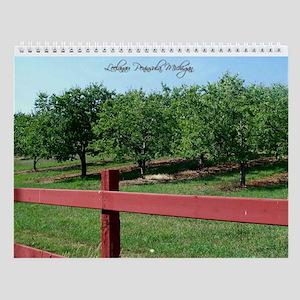 Leelanau Peninsula, MI Wall Calendar