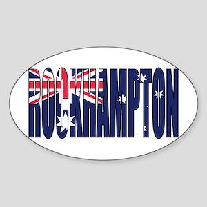 Rockhampton Sticker