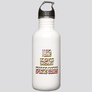 I like A Cricket Sport Stainless Water Bottle 1.0L