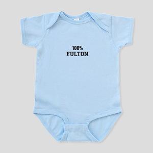 100% FULTON Body Suit