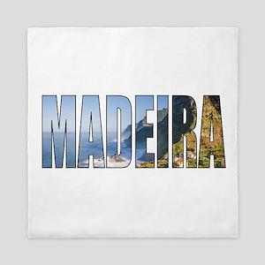 Madeira Queen Duvet