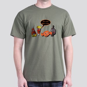 Halloween Candy Dark T-Shirt