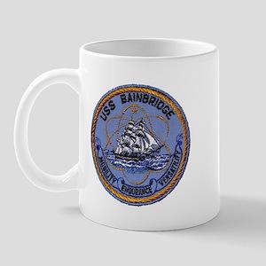 USS BAINBRIDGE 11 oz Ceramic Mug