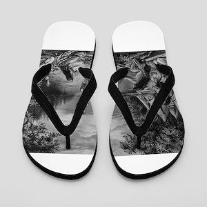 hiawatha Flip Flops