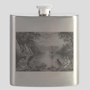 hiawatha Flask