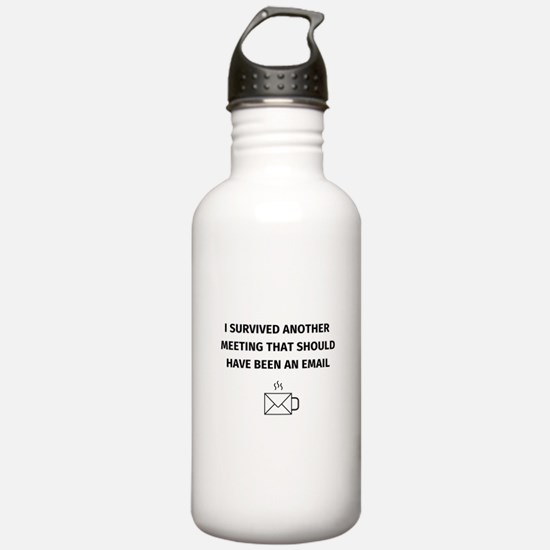 I survived another mee Sports Water Bottle