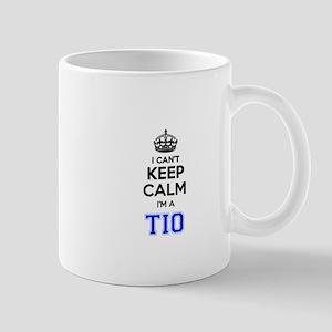 I cant keep calm Im TIO Mugs