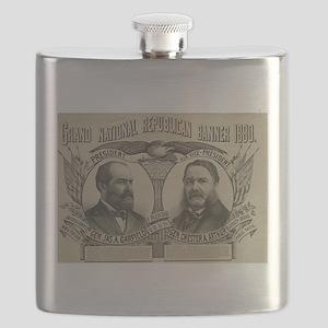 1880 Flask