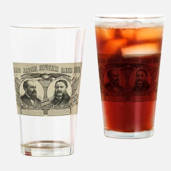 1880 Drinking Glass