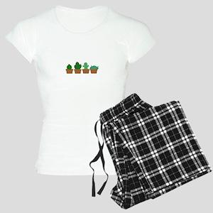 Cacti Women's Light Pajamas