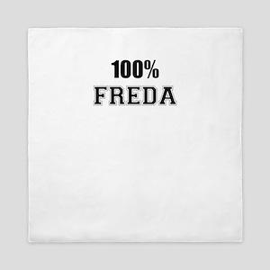 100% FREDA Queen Duvet