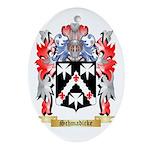 Schmadicke Oval Ornament