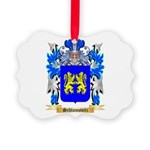 Schlomovitz Picture Ornament