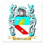 Schlegel Square Car Magnet 3