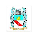 Schlegel Square Sticker 3