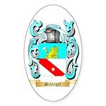 Schlegel Sticker (Oval 10 pk)