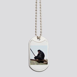 spider monkey Dog Tags