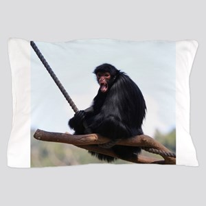spider monkey Pillow Case