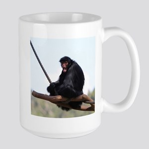 spider monkey Mugs