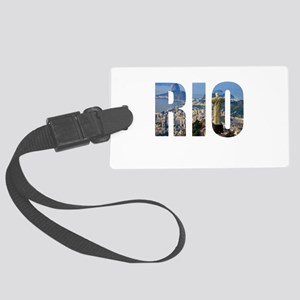 Rio Large Luggage Tag