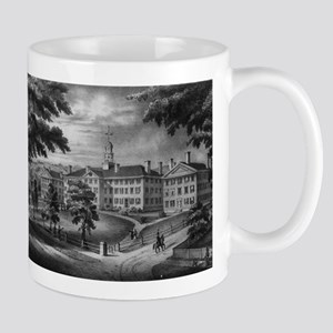 dartmouh hall Mugs