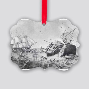 whaling Ornament