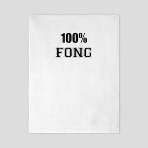 100% FONG Twin Duvet